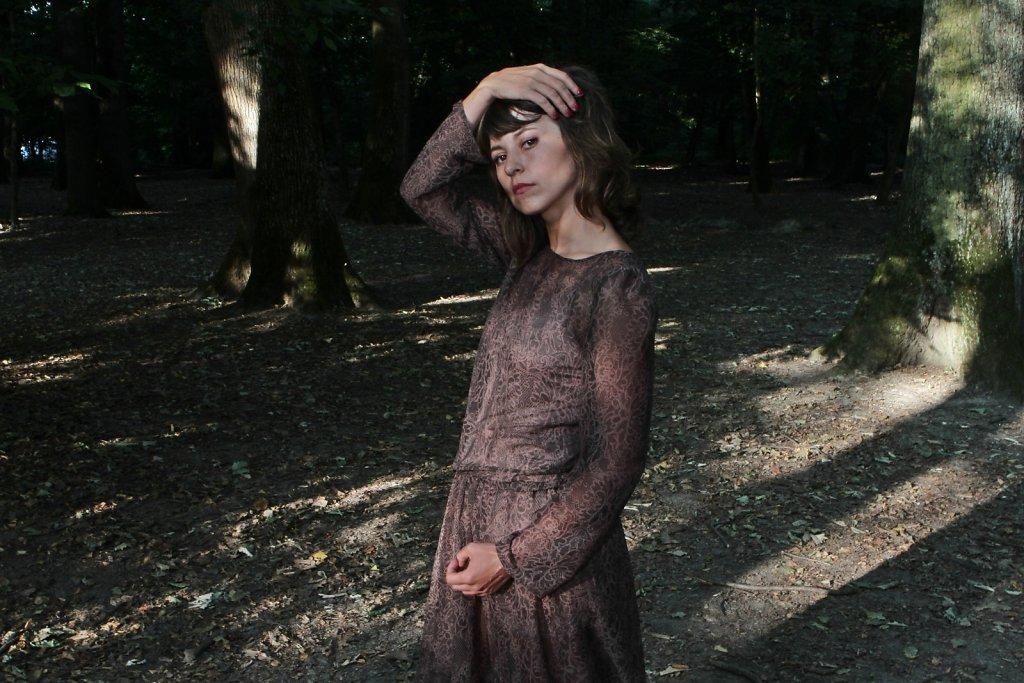 23.06.2014 shooting photo avec actrice comédienne Julia Batinov
